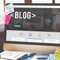 Administrar blog