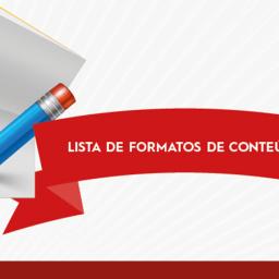 Conheça todos os formatos de conteúdo que podem auxiliar o marketing do seu negócio, alavancando resultados. Leia em nosso blog: