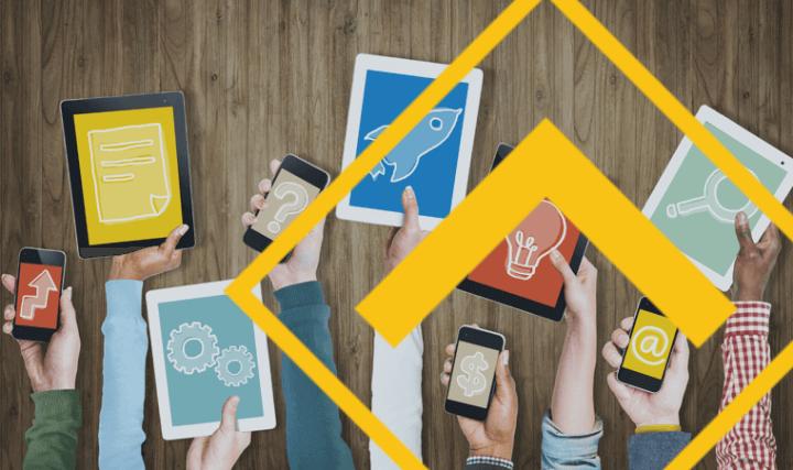 CTA - Dispositivos Moveis layerup marketing digital
