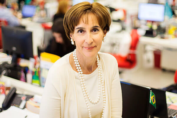 Mulheres empreendedoras - Viviane Senna - Conteúdo Layer Up