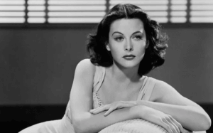Hedy Lamarr - Layer Up Digital