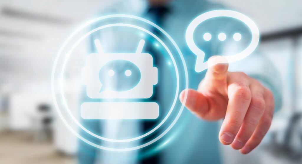 Tendências marketing e vendas - chatbot