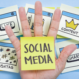Rede social para empresas