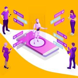 Descubra as principais diferenças entre chat e chatbot e entenda como as duas ferramentas podem alavancar a sua geração de leads.