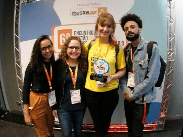 A COO e co-fundadora da Layer Up, Letícia Previatti, foi vencedora na categoria Soft Skills do Prêmio Mestre GP 2019. Saiba mais!