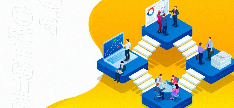 A gestão 4.0 promete transformar os processos, produtos e serviços da sua empresa. Em nosso blog, contamos por que você deve implantá-la!